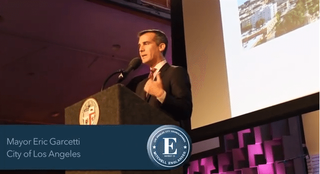 Mayor Eric Garcetti s Budget 101 at Shepard of Hills in Porter Ranch   YouTube