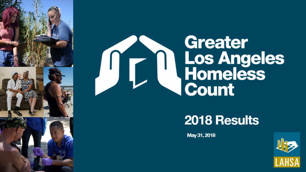 2059 2018 Greater Los Angeles Homeless Count Presentation