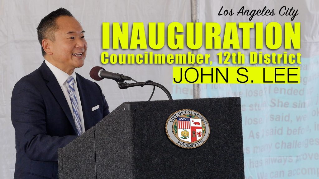 John Lee Inauguration Thumbnail
